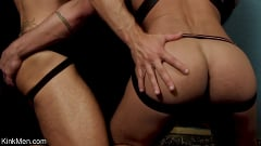 Aarin Asker - Glory Hole Fuck: Aarin and Dominic Suck and Fuck | Picture (6)
