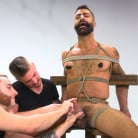 Adam Ramzi in 'Disgrace The Diva: Adam Ramzi Humiliated and Edged'