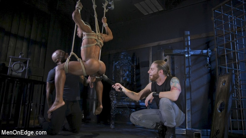 Adrian Hart - Adrian Hart Gets His Monster Cock Sucked, Stroked and Drained | Picture (9)