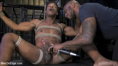 Adrian Hart - Adrian Hart Gets His Monster Cock Sucked, Stroked and Drained | Picture (15)