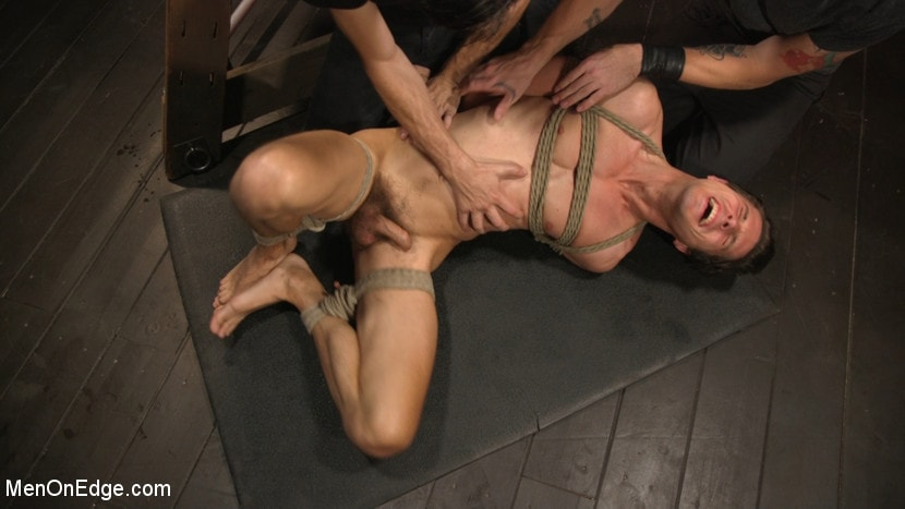 Alex Chandler - Shy Quiet Type, Alex Chandler Can Barely Hold His Load | Picture (24)