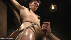 Alex Chandler - Shy Quiet Type, Alex Chandler Can Barely Hold His Load | Picture (8)