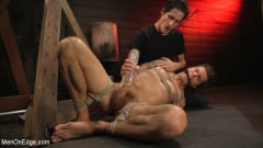 Alex Chandler - Shy Quiet Type, Alex Chandler Can Barely Hold His Load | Picture (21)
