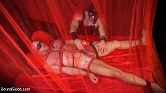 Alex Mecum - Bound Valentine: Alex Mecum Covered in Wax, Suspended, Pumped, Fucked | Picture (8)