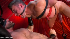 Alex Mecum - Bound Valentine: Alex Mecum Covered in Wax, Suspended, Pumped, Fucked | Picture (17)