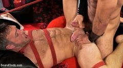 Alex Mecum - Bound Valentine: Alex Mecum Covered in Wax, Suspended, Pumped, Fucked | Picture (27)