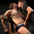 Alex Mecum in 'KinkMen Presents CONSTRAINED: Athletic Men Bound, Punished, and Edged'