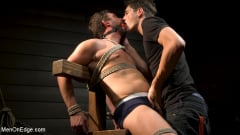 Alex Mecum - KinkMen Presents CONSTRAINED: Athletic Men Bound, Punished, and Edged | Picture (3)
