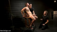 Alex Mecum - KinkMen Presents CONSTRAINED: Athletic Men Bound, Punished, and Edged | Picture (7)