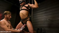 Alex Mecum - KinkMen Presents CONSTRAINED: Athletic Men Bound, Punished, and Edged | Picture (11)