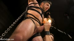 Alex Mecum - KinkMen Presents CONSTRAINED: Athletic Men Bound, Punished, and Edged | Picture (18)