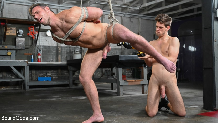 Alex Mecum - My Brother's Discipline: Michael DelRay Punishes Step-Bro Alex Mecum | Picture (9)