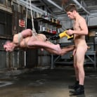 Alex Mecum in 'My Brother's Discipline: Michael DelRay Punishes Step-Bro Alex Mecum'