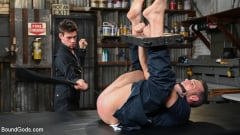Alex Mecum - My Brother's Discipline: Michael DelRay Punishes Step-Bro Alex Mecum | Picture (3)