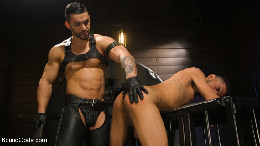 Arad Winwin - Arad's New Boy: Ricky Daniels Serves The House | Picture (10)