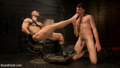 Arad Winwin - Fresh Meat: Arad Winwin Trains New Slave | Picture (15)