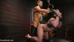 Arad Winwin - Heavy Handed: Arad Winwin Flogs, Fucks and Fists Blake Hunter | Picture (6)