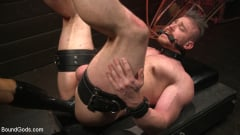Arad Winwin - Heavy Handed: Arad Winwin Flogs, Fucks and Fists Blake Hunter | Picture (10)