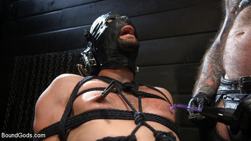 Argos - Argos Bound: Daddy Dixon trains new slave Argos | Picture (18)