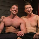 Blake Hunter in 'Beefcakes Pierce Paris and Blake Hunter Battle for Dominance!'