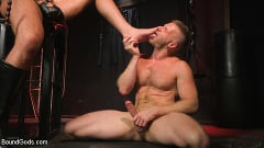 Brian Bonds - Pig Whore: Brian Bonds gets beat and worships Daddy Dyer's boots, feet | Picture (6)