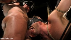 Brian Bonds - Pig Whore: Brian Bonds gets beat and worships Daddy Dyer's boots, feet | Picture (9)