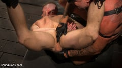 Brian Bonds - Pig Whore: Brian Bonds gets beat and worships Daddy Dyer's boots, feet | Picture (10)