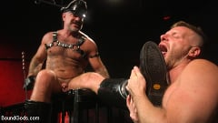 Brian Bonds - Pig Whore: Brian Bonds gets beat and worships Daddy Dyer's boots, feet | Picture (11)