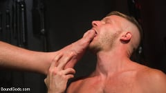Brian Bonds - Pig Whore: Brian Bonds gets beat and worships Daddy Dyer's boots, feet | Picture (13)