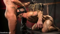 Brian Bonds - Pig Whore: Brian Bonds gets beat and worships Daddy Dyer's boots, feet | Picture (17)