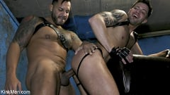Casey Everett - Hot Stuff: Viktor Rom Visser Stuffs Casey Everett's Ass RAW | Picture (6)