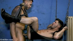 Casey Everett - Hot Stuff: Viktor Rom Visser Stuffs Casey Everett's Ass RAW | Picture (11)
