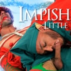 Casey Everett in 'Impish Little Elves: Casey Everett Edged by Santa and his Lil Helper'