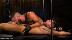 Casey Everett - My God Sharok: Casey Everett Worships New Leather-Clad Master | Picture (4)