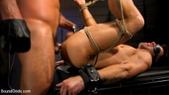 Casey Everett - My God Sharok: Casey Everett Worships New Leather-Clad Master | Picture (7)