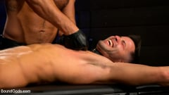 Casey Everett - My God Sharok: Casey Everett Worships New Leather-Clad Master | Picture (14)
