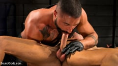 Casey Everett - My God Sharok: Casey Everett Worships New Leather-Clad Master | Picture (16)