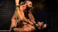 Casey Everett - My God Sharok: Casey Everett Worships New Leather-Clad Master | Picture (19)