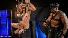 Chance Summerlin - Rat in a Cage: Chance Summerlin Serves Leather Muscle God Max Konnor | Picture (5)