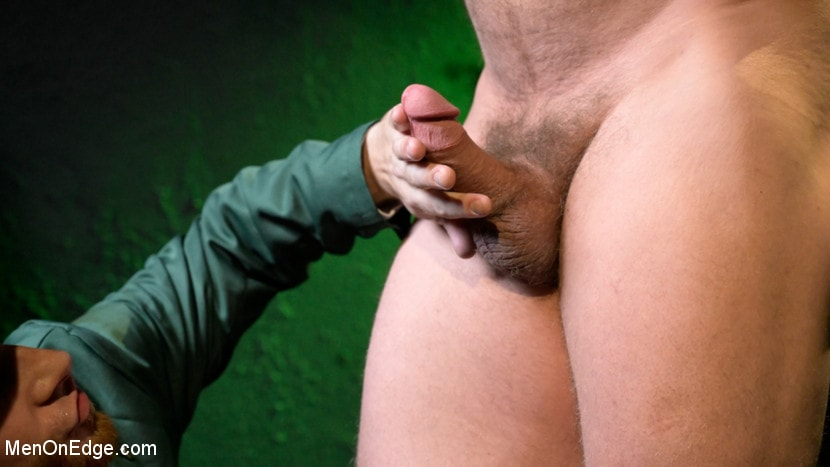 Colby Jansen - Edge of the Rainbow: Colby Jansen Bound and Edged by a Leprechaun | Picture (1)