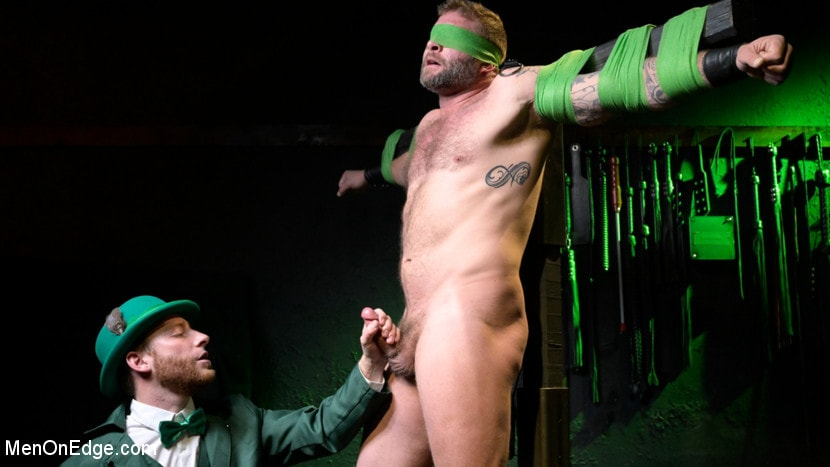 Colby Jansen - Edge of the Rainbow: Colby Jansen Bound and Edged by a Leprechaun | Picture (3)