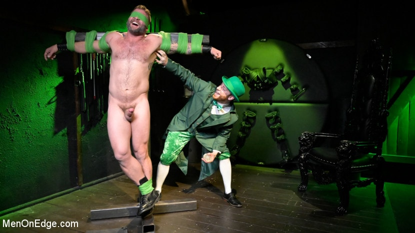 Colby Jansen - Edge of the Rainbow: Colby Jansen Bound and Edged by a Leprechaun | Picture (4)
