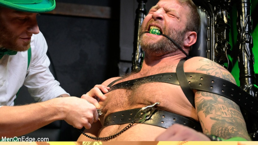 Colby Jansen - Edge of the Rainbow: Colby Jansen Bound and Edged by a Leprechaun | Picture (11)