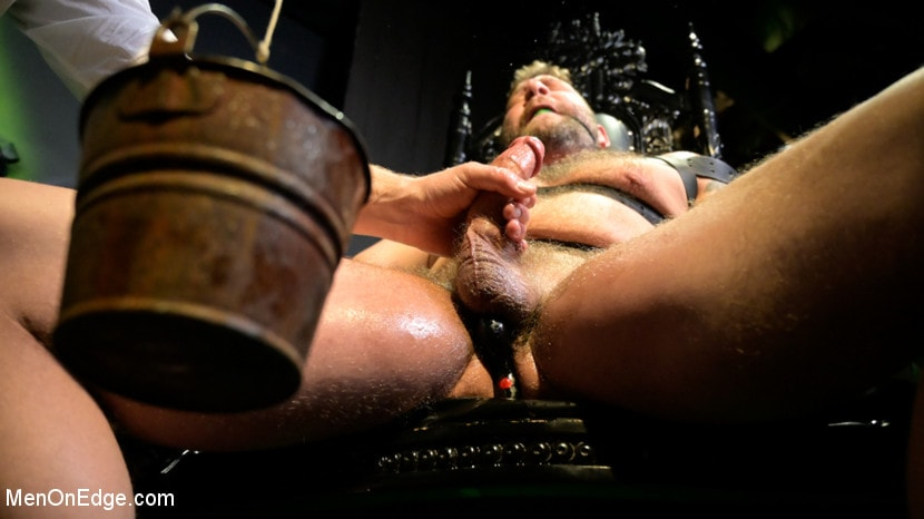 Colby Jansen - Edge of the Rainbow: Colby Jansen Bound and Edged by a Leprechaun | Picture (15)