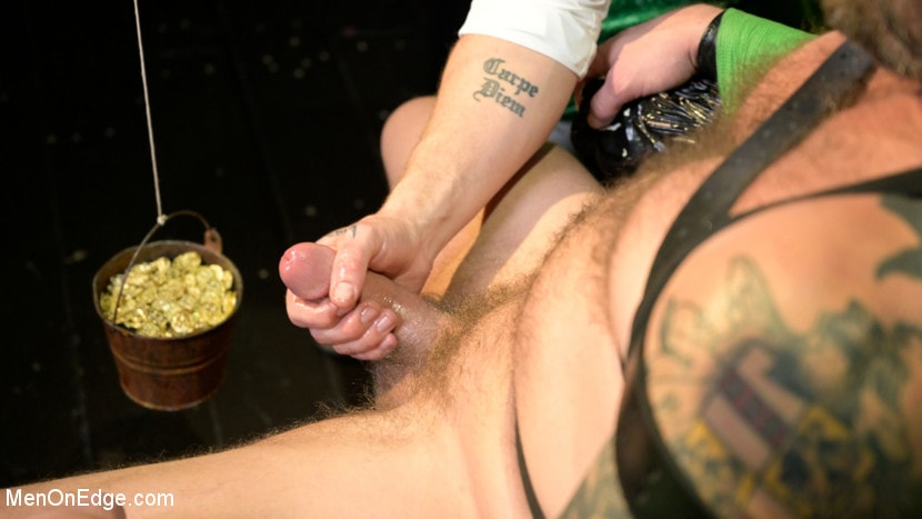 Colby Jansen - Edge of the Rainbow: Colby Jansen Bound and Edged by a Leprechaun | Picture (17)