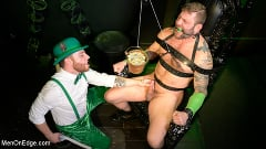 Colby Jansen - Edge of the Rainbow: Colby Jansen Bound and Edged by a Leprechaun | Picture (13)