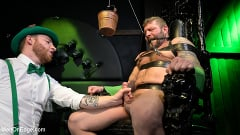 Colby Jansen - Edge of the Rainbow: Colby Jansen Bound and Edged by a Leprechaun | Picture (14)