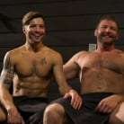 Colby Jansen in 'Fuck toy Casey Everett gets used by beefcake Colby Jansen'