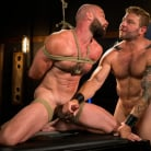 Colby Jansen in 'Leather and Latex: Muscle Stud Colby Jansen Dominates Donnie Argento'