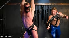 Colby Jansen - Leather and Latex: Muscle Stud Colby Jansen Dominates Donnie Argento | Picture (5)